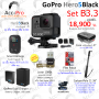 GoPro Hero5Black : Set B3.3