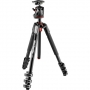 Manfrotto MK190XPro4 New + MHXPRO-BHQ2