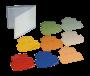 Nikon SJ-1 : Color filter Set for SB-800, SB-600