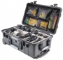 Pelican 1510 with Dividers + Lid organizer
