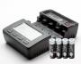 PoweRex MH-C9000 set + Imediion AA 4 ก้อน