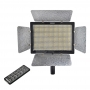 YN-600 : ไฟต่อเนื่อง LED 600 ดวง (ขาว300,ส้ม300)